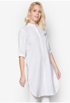 Myssa Linen Shirt Blouse