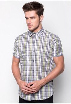 Richardson woven short sleeves shirt