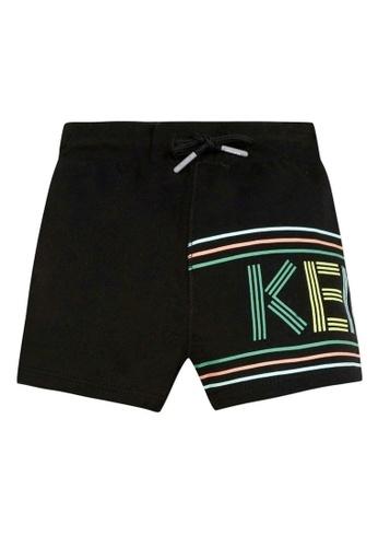 KENZO KIDS black KENZO BOYS BERMUDAS 49CC5KAFC4280AGS_1
