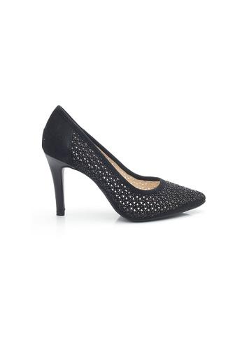 Elisa Litz black Katey Heels (Black) 756C8SH6CCB19EGS_1