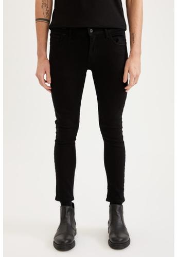 DeFacto black Super Skinny Jeans 7D6D3AAF794A8CGS_1