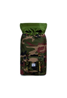 c0ae2135c01 20% OFF Herschel Herschel Little America Backpack Woodland Camo - 25L RM  439.00 NOW RM 351.20 Sizes One Size