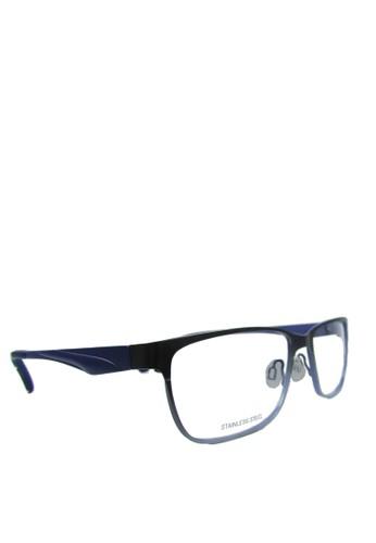 Jual Puma Eyewear Puma Frame Kacamata Baca 15449 - 56 - Kombinasi abu abu  Biru Original  2f0232bf25