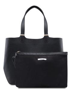 6b09a7aa526 Pieces black Kopa Shopper Bag FE7BFAC1F44EBCGS_1