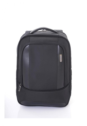 American Tourister black American Tourister Essex 2017 Backpack 01 (Black) AM582AC0SGFFMY_1