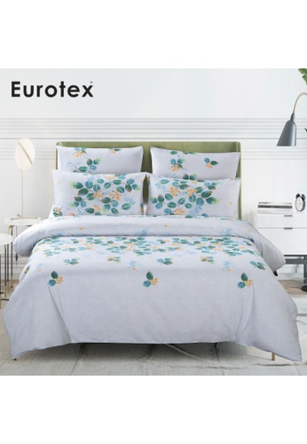 Eurotex Eurotex Luxe Living, Tencel 900 Thread count Fitted Bedsheet Set (without Quilt Cover) - Amendine 3C991HL4F44F80GS_1