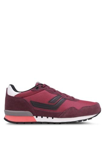 League red Strive Men's Shoes LE683SH0S2NRMY_1