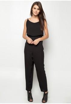 Ladies' Strappy Jumpsuit