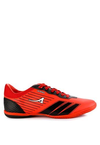 Ardiles red Men Ruan Futsal Shoes 8043ESH6D59839GS_1