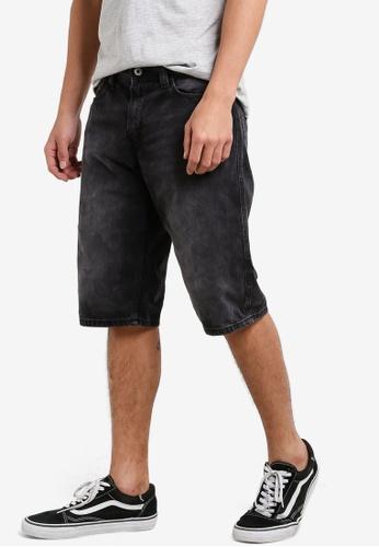 ESPRIT black Bermuda Shorts ES374AA68YTRMY_1