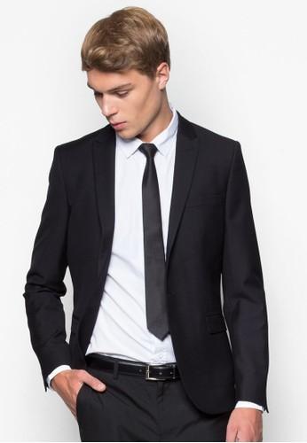 修身西裝外套, 服飾,esprit hk分店 服飾