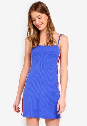 Hollister blue Sporty Knit Dress 00D48AAFD46587GS_1