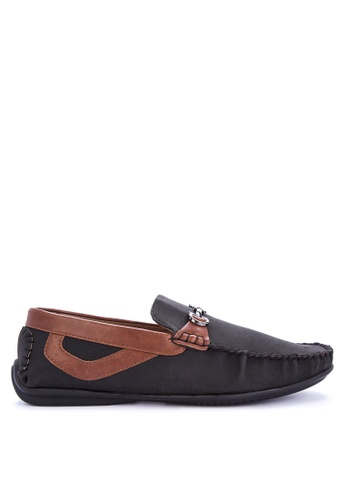 H2Ocean black Nomar Loafers 4BD7DSHD4D1A7BGS_1
