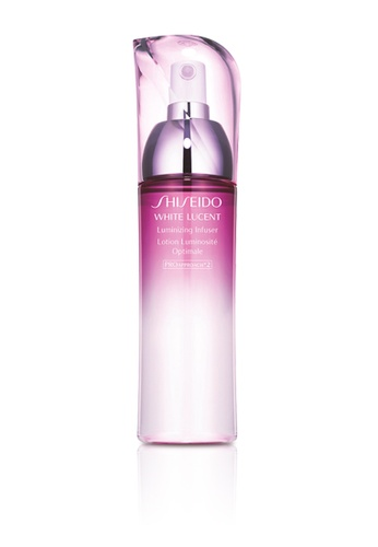 Shiseido pink Shiseido White Lucent Luminizing Infuser 150ml SH514BE0GMG1SG_1