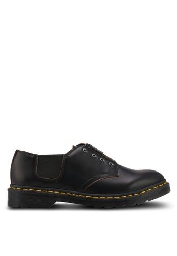 Dr. Martens black Core Fusion 1461 Gst 3 Eye Shoes DR086SH0SX6KMY_1