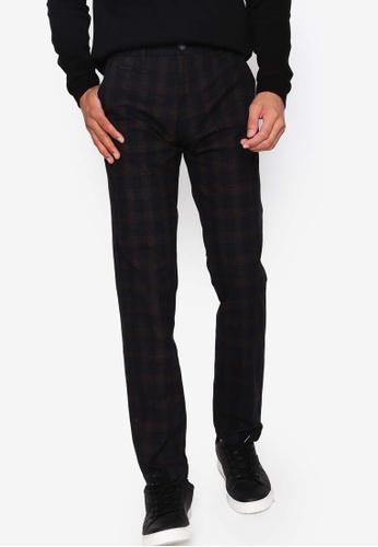 Guess multi Guess Myron Print Trouser F06A7AAA4E177FGS_1