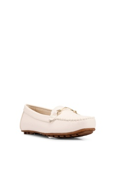 ff1b0993dca VINCCI Round Toe Hardware Loafers RM 99.00. Sizes 4 6 7 9 10