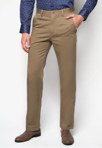 棉質直筒西裝長褲esprit outlet 桃園, 服飾, 長褲