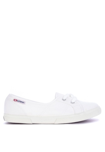 moda firmata b30d5 e232c Shop Superga Ballerina Sneakers Online on ZALORA Philippines