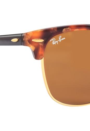 882e32401d192 ... where can i buy ray ban clubmaster zalora buy ray ban clubmaster fleck  rb3016 sunglasses zalora