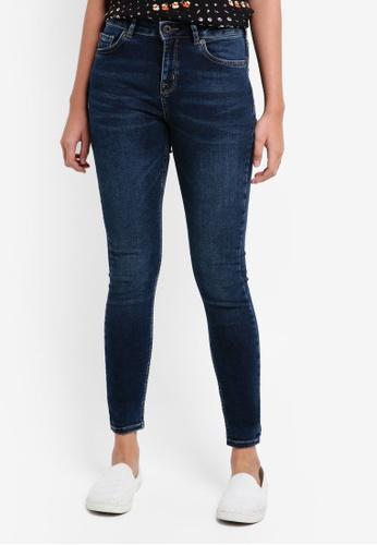 Jack Wills blue Fernham Super Skinny Jean 211BAAA3AF4997GS_1
