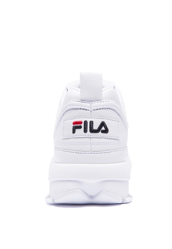 995be80607a Buy FILA DISRUPTOR II Leather Shoes | ZALORA HK
