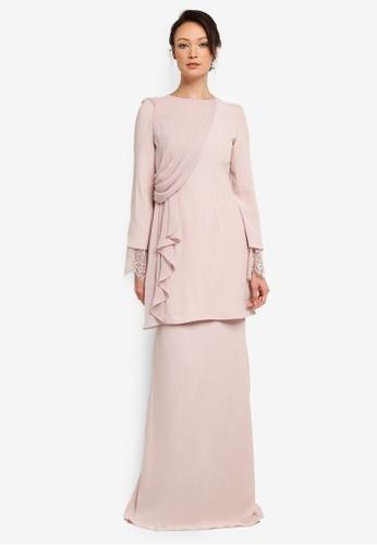 NH by NURITA HARITH pink Carla Kurung Modern 12DD9AAF28188AGS_1