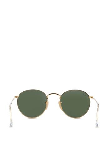 2822da74416 Buy Ray-Ban Round Metal RB3447 Sunglasses Online