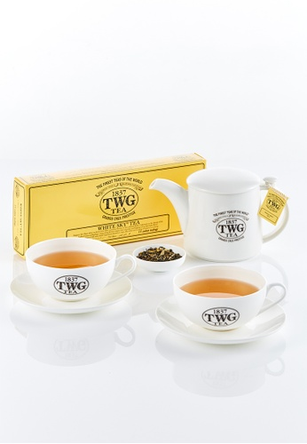 TWG Tea Beauty Rest Teabag Kit (White Sky Tea) 281E1ES4894284GS_1