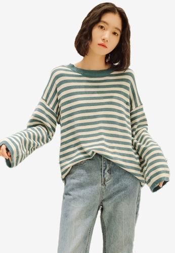 b714f39e725007 Buy Shopsfashion Drop Shoulder Blouse | ZALORA HK