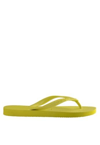 Havaianas yellow Top Flip Flops 112CBSH0226E2BGS_1