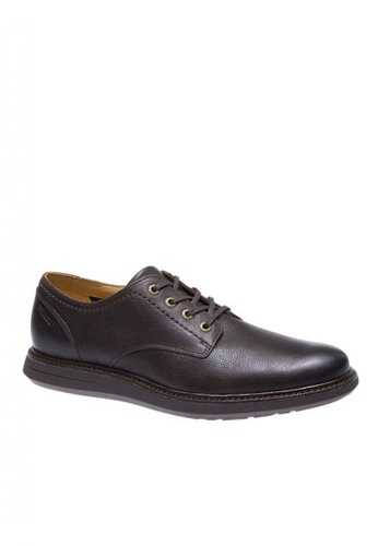 Sebago brown Men's Shoes Smyth Plain Toe 1E550SH47F4AB5GS_1
