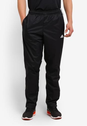 adidas black adidas performance ess 3s pants AD372AA0RS8YMY_1