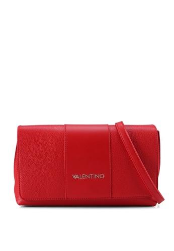 VALENTINO by Mario Valentino red Elfo Crossbody Bag F0E95AC15451AFGS_1