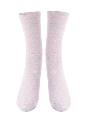 Hamlin purple Hamlin Seish Kaos Kaki Pria Wanita Pliable Socks Footwear Material Cotton ORIGINAL A8A6EAA34C02A1GS_1
