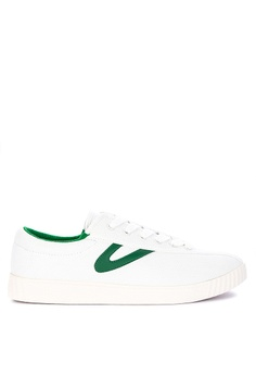 2bb8cdc6626 Tretorn white and green Mt Ny Lite Plus Sneakers 5216ASH1103C5EGS 1