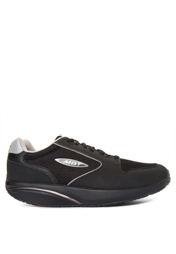 MBT black and white and silver Mbt 1997 M Sneakers MB619SH36KMTPH_1
