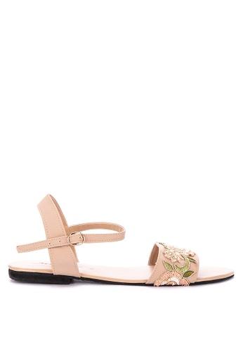 c644de44863 Shop Mishka Rylee Flat Sandals Online on ZALORA Philippines