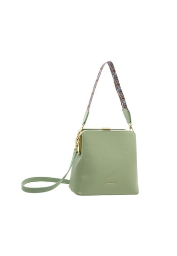 Tracey green Tracey Nicety Crossbody Bag 60910AC90C8347GS_1