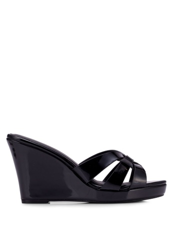 nose black Strappy Wedges NO327SH0RVLXMY_1