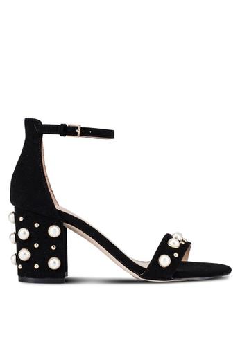 ALDO black Majorca Heels AL087SH0RYE7MY_1
