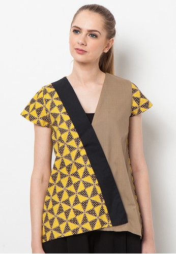 ASANA Sleeveless Combination Top