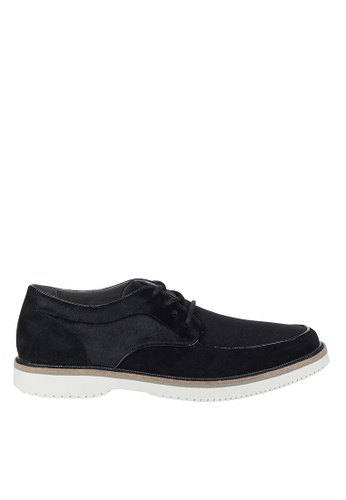 Hush Puppies black Hush Puppies Men's Bernard 58 Oxford E8295SH67E12EEGS_1