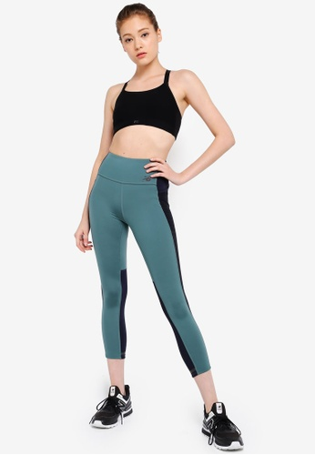 1b535653 Buy New Balance Q Speed Striped Crop Online on ZALORA Singapore