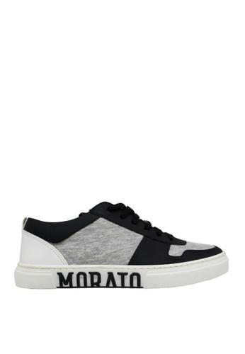 Antony Morato grey Sneaker Low 7FB40SHB94B899GS_1