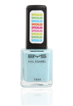 Speckled Nail Polish