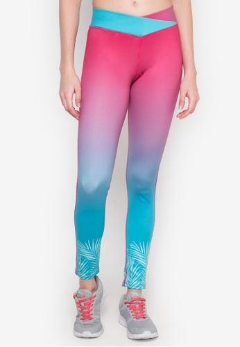 Danskin multi Yoga Collection Long Pants DA964AA0K3LMPH_1
