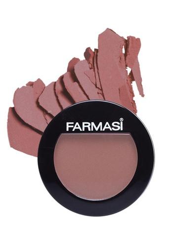 Farmasi Colour Cosmetics pink Tender Blush On 14 FA709BE0SH4CMY_1