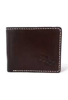 Italian Leather Short Wallet - Ricemaker Series