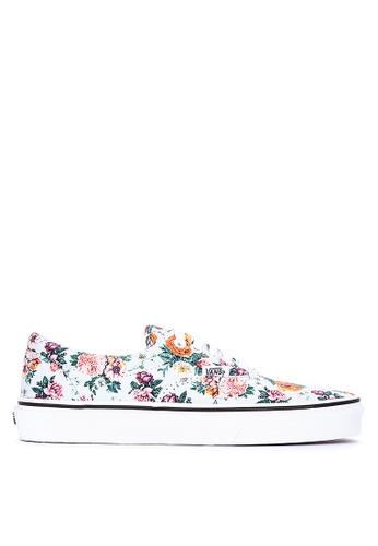 Vans white Garden Floral Era Sneakers 296E1SHC9FF035GS_1
